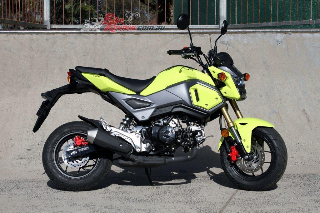 2016 Honda Grom 125 - Bike Review (8)