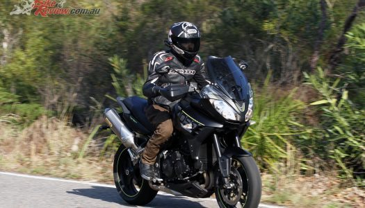 Review: 2016 Triumph Tiger Sport