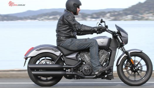 2016 Victory Octane Review