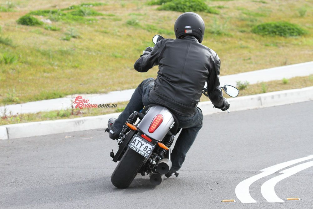 Bike Review Victory Octane