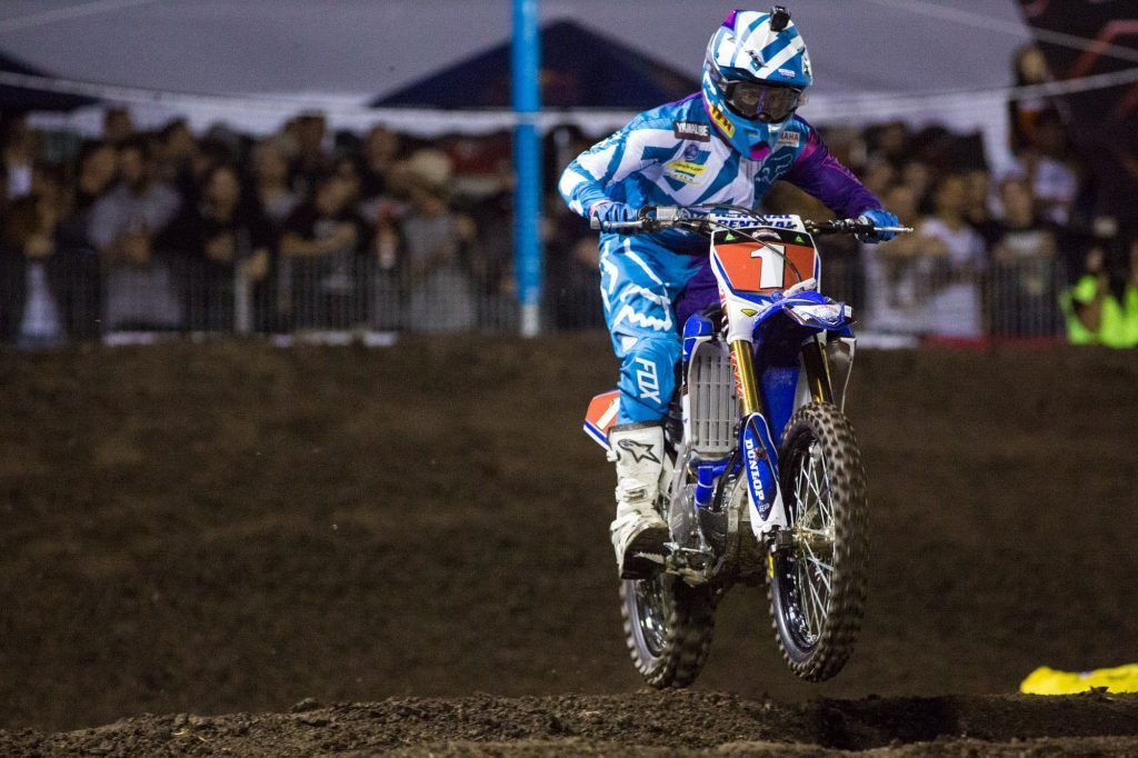 Dan Reardon is off to a good start in the championship, taking third at round one.