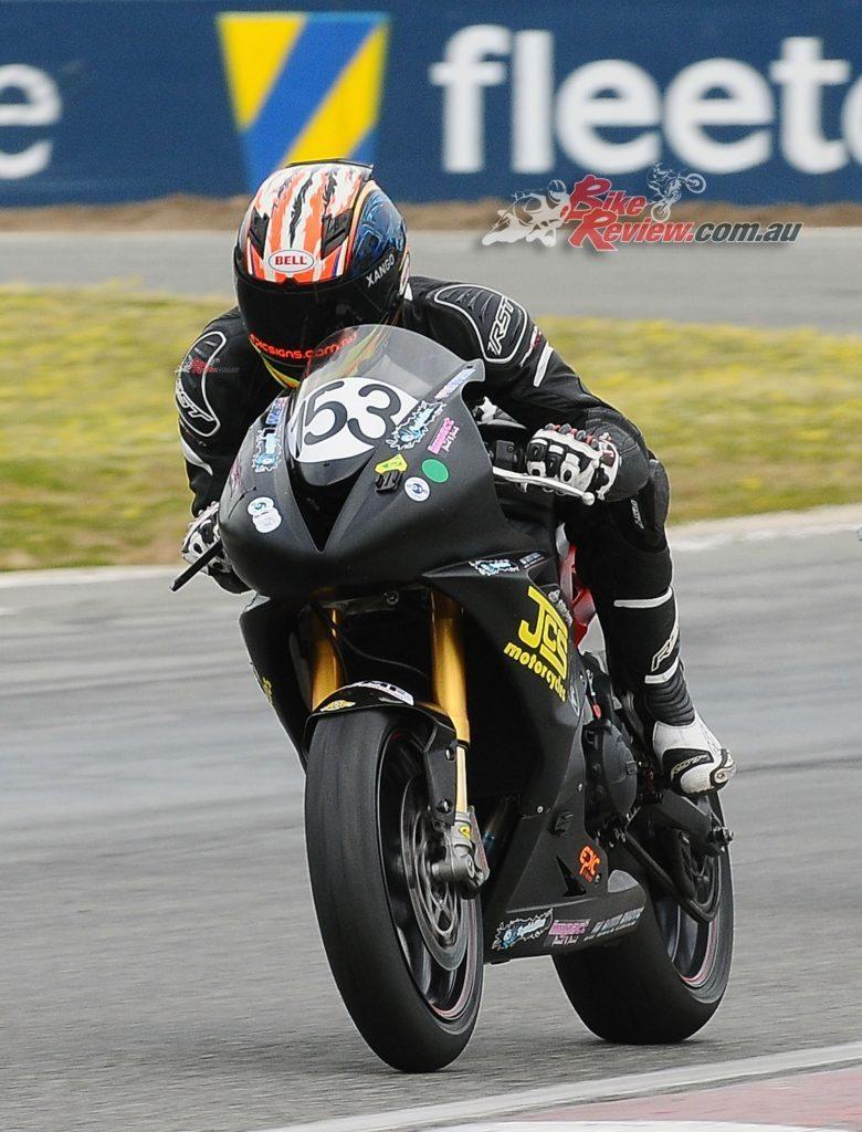 Jake Pruiti-Ciarello, Supersport C-Grade