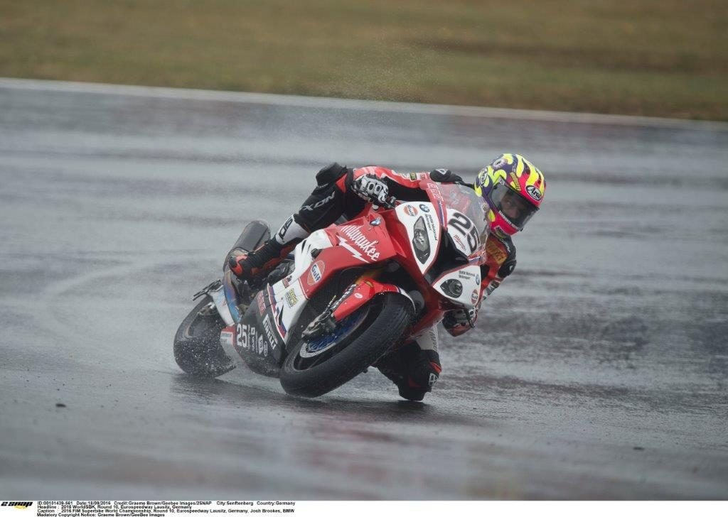 Josh Brookes 7th in Lausitz wet (1)