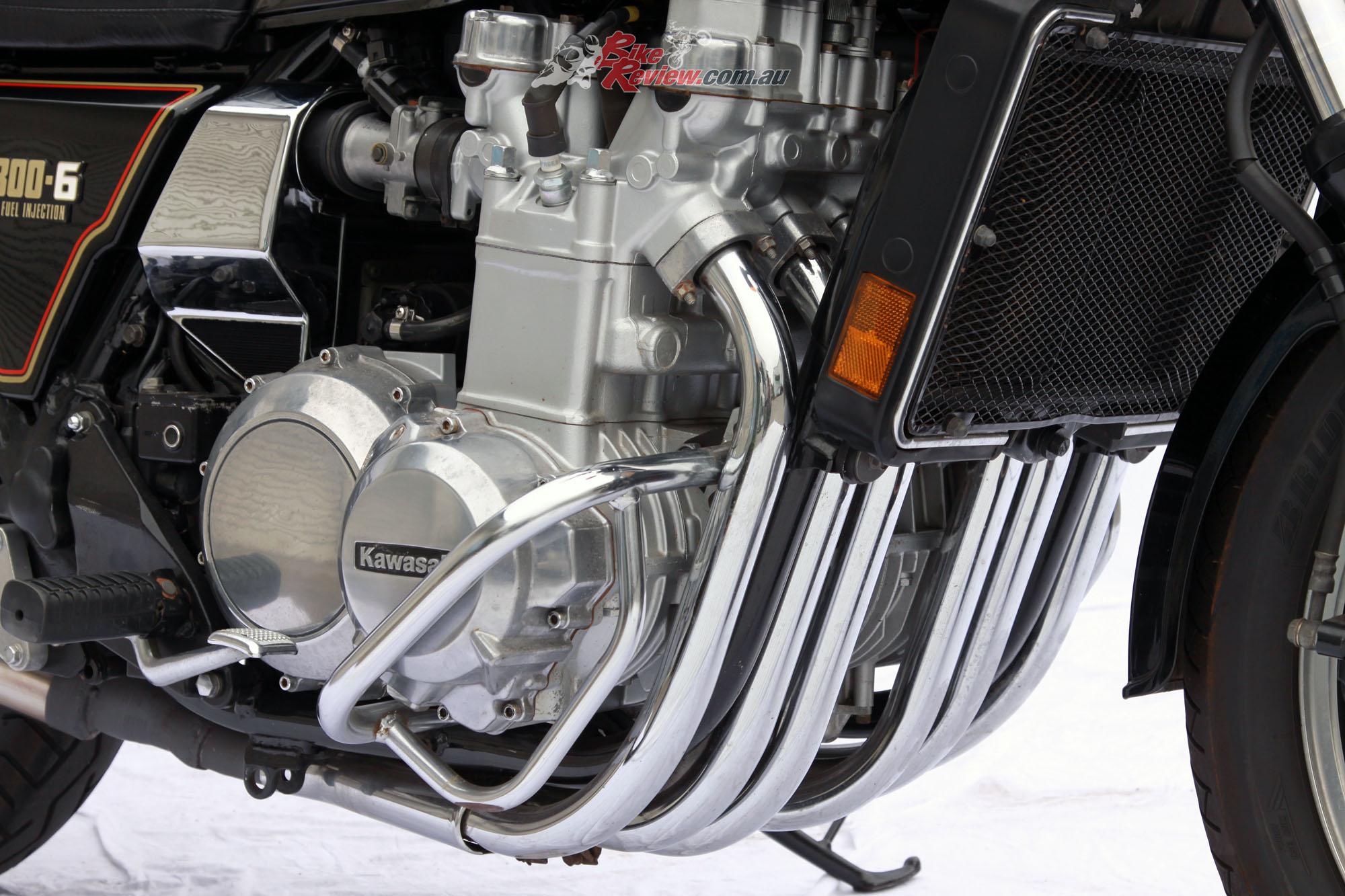 Classic Collectable: Kawasaki Z1300 Six - Bike Review