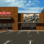 The new flagship store located at 1429 Albany Highway, Cannington, is one of the largest Indian and Victory Motorcycle Dealerships in the World and some 70 years since Armstrong Cycle and Motor Agency last represented the Indian brand over west.