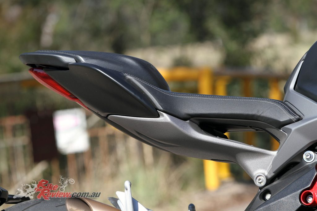 2016 MV Agusta Brutale 800