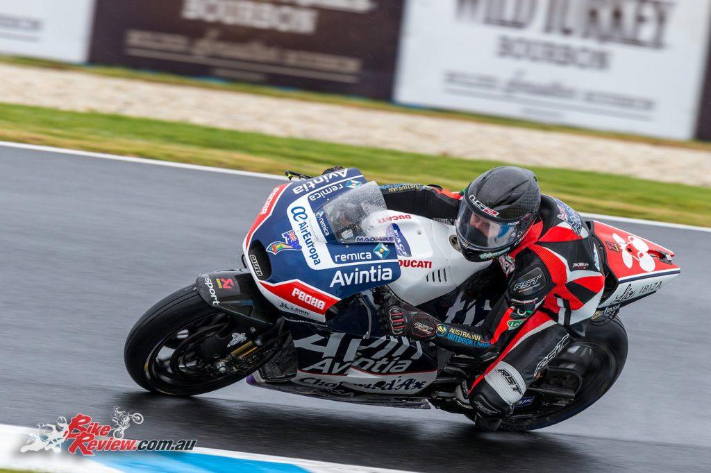 Mike Jones, Friday Practice, MotoGP 2016 PI