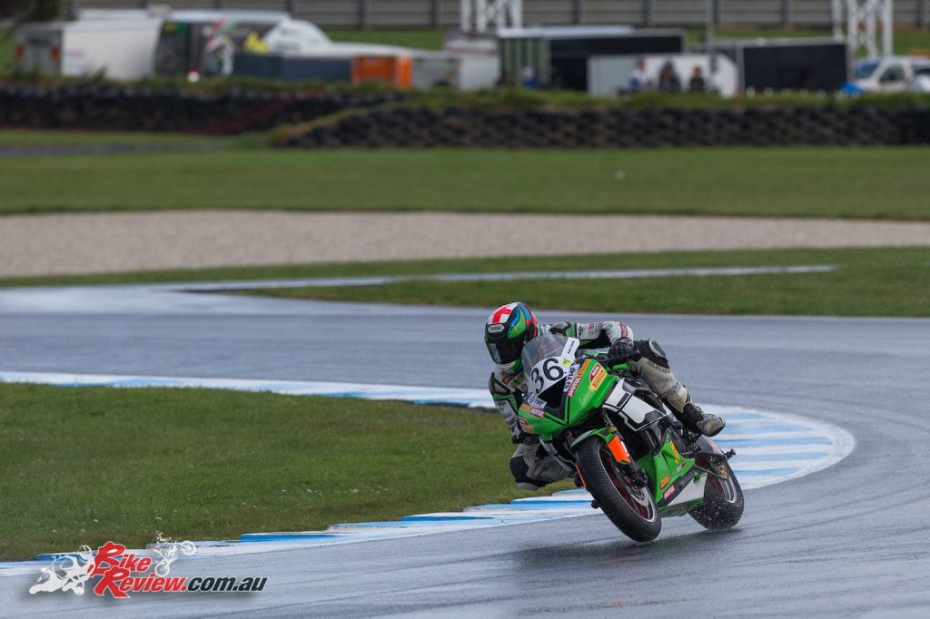 Sam Clarke, Saturday SSP R1, MotoGP 2016 PI