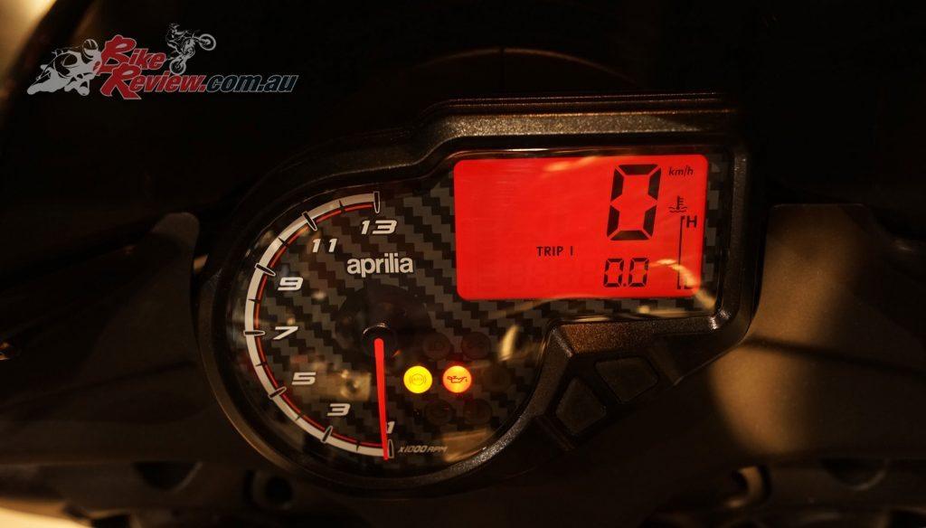 2017 Aprilia RS 125
