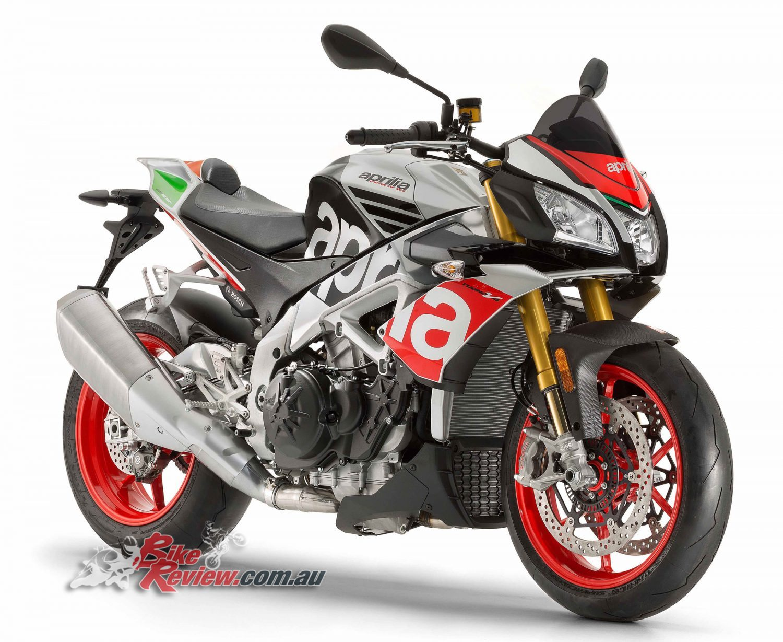 2017 Super naked of the year: Aprilia Tuono V4 1100 Factory