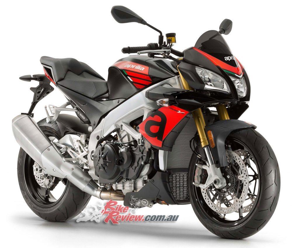 2017 Aprilia Tuono 1100 V4 RR
