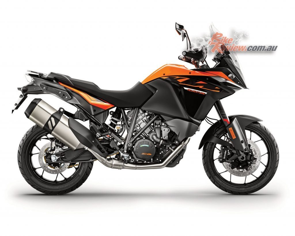 2017 KTM 1090 Adventure