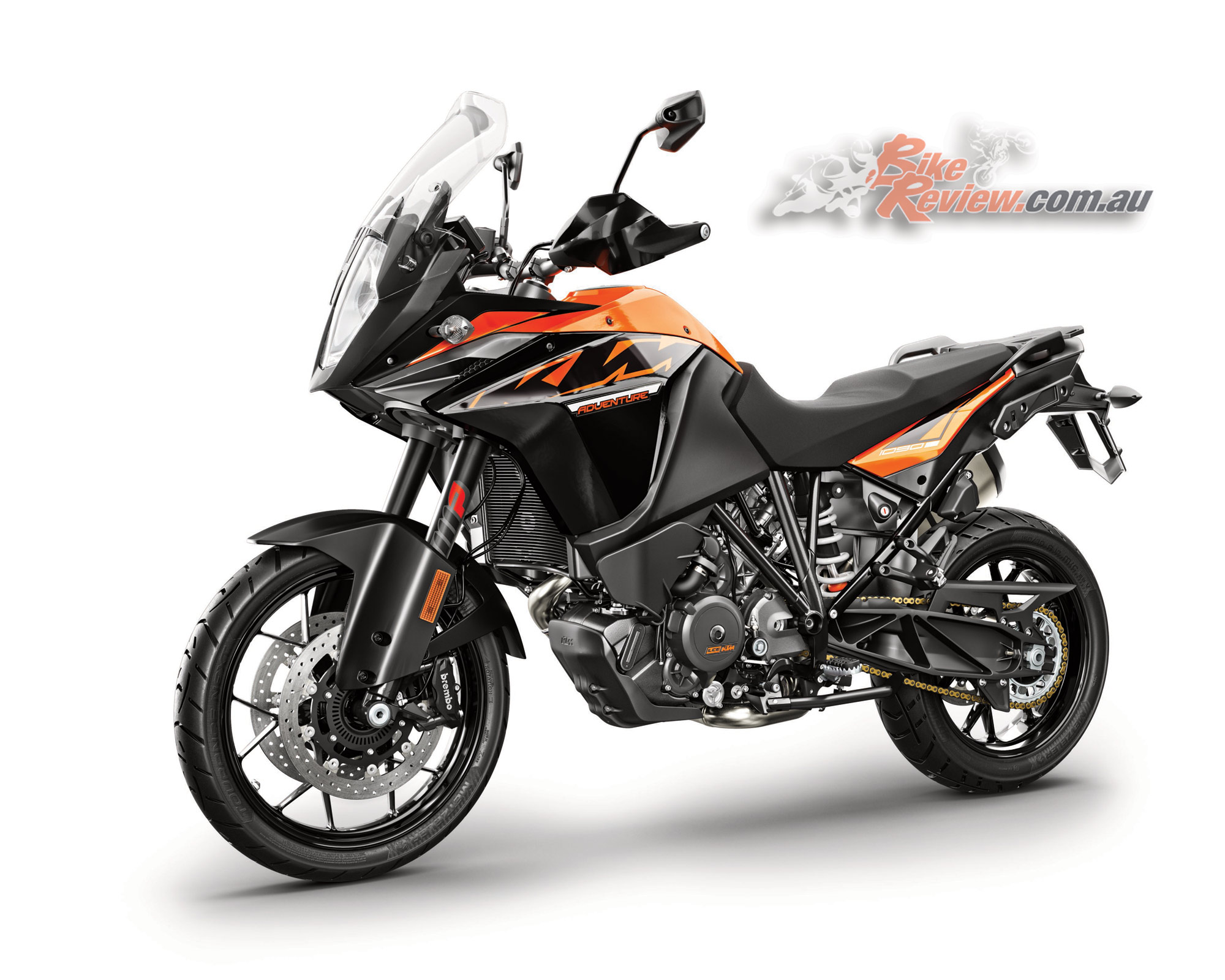 2017 ktm 1090 adventure revealed bike review. Black Bedroom Furniture Sets. Home Design Ideas