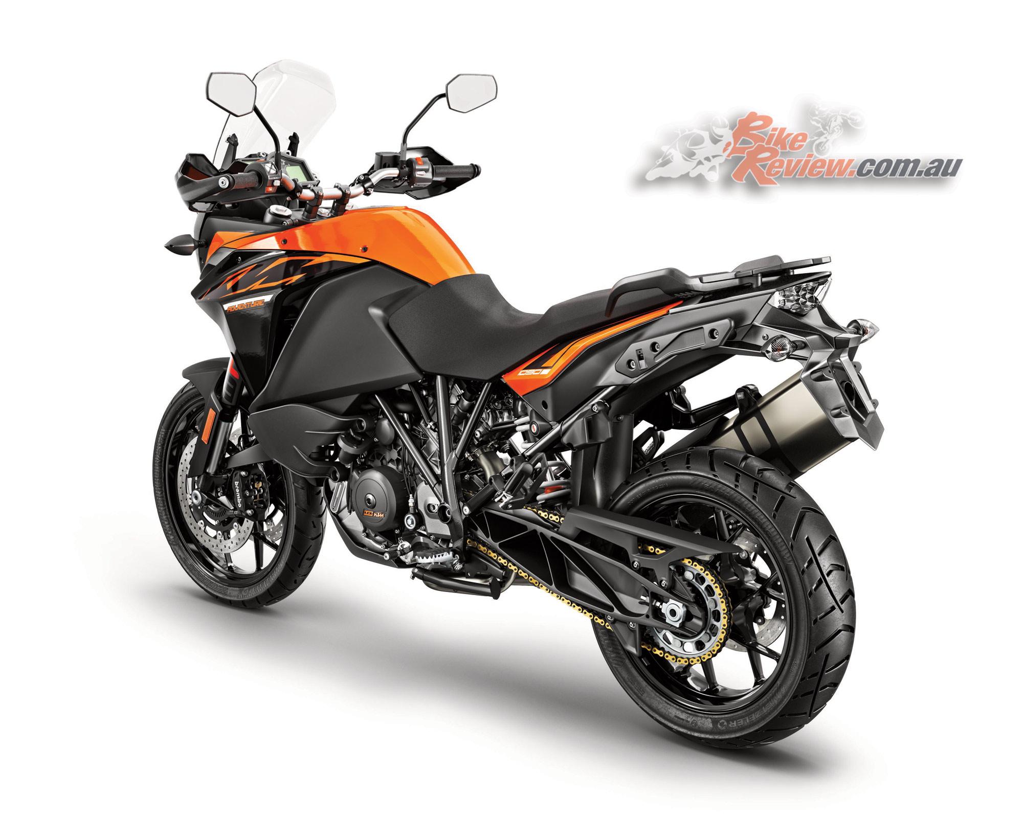 2017 Ktm 1090 Adventure Revealed Bike Review