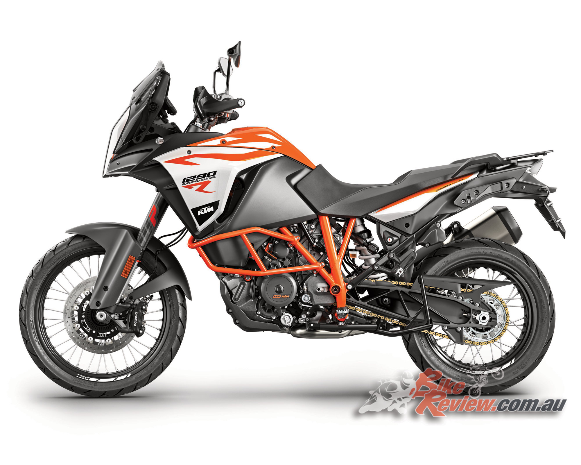 Ktm Adventure Rear Tire