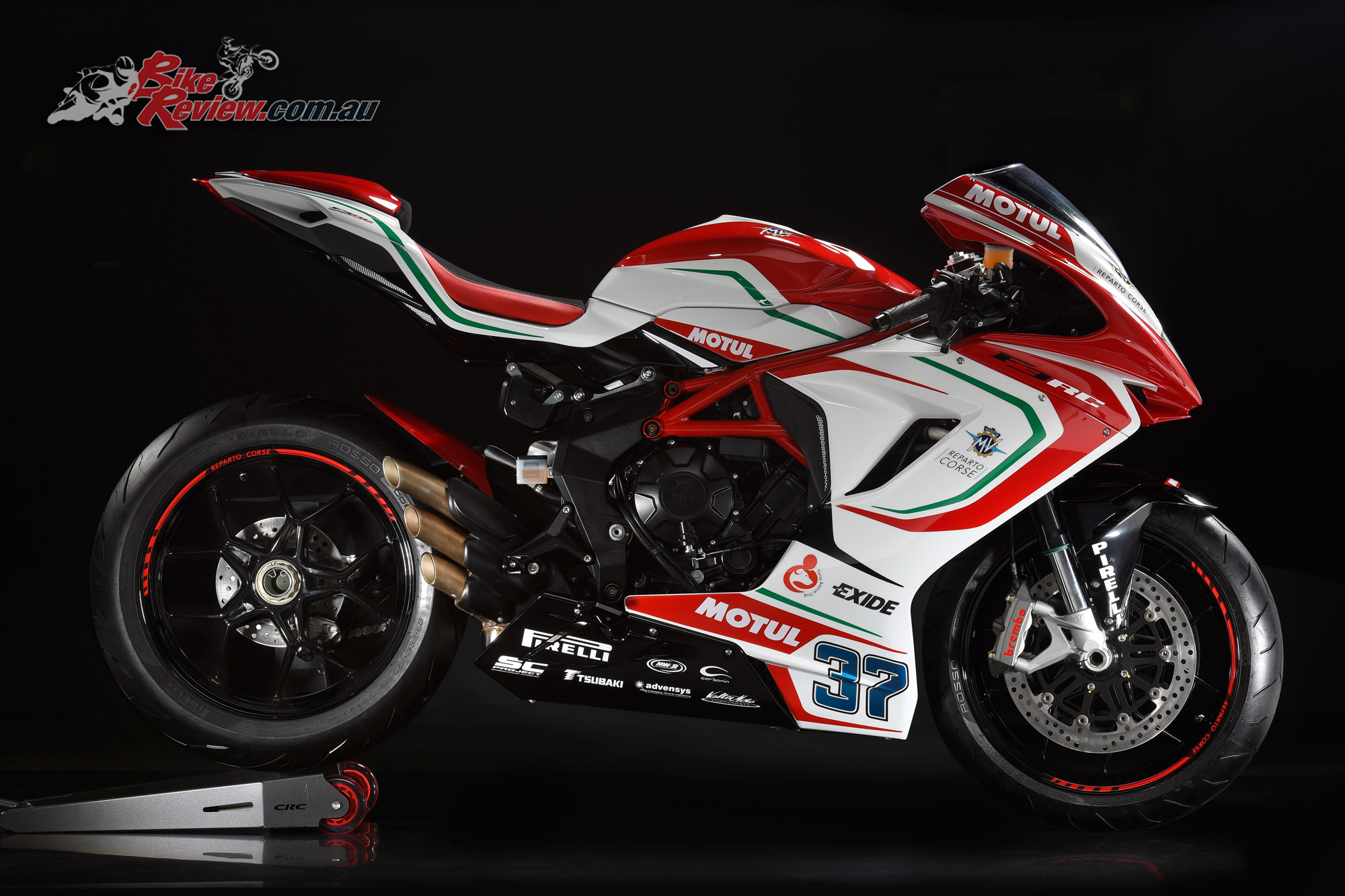 2017 Mv Agusta F3 Rc Unveiled Bike Review