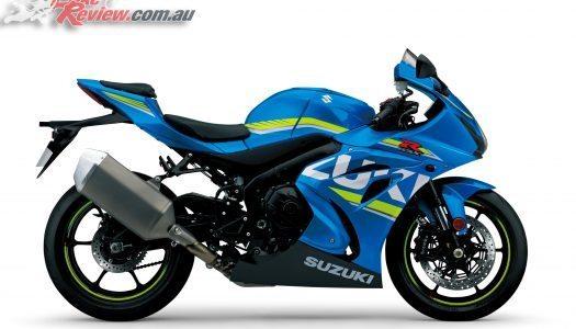 Championship Bonus on Suzuki's 2017 GSX-R1000 ABS