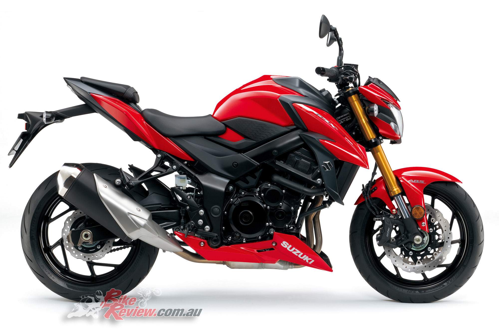 A competitive $11,490 plus on roads makes the GSX-S750 a great option, and the Mira Red was my favourite!