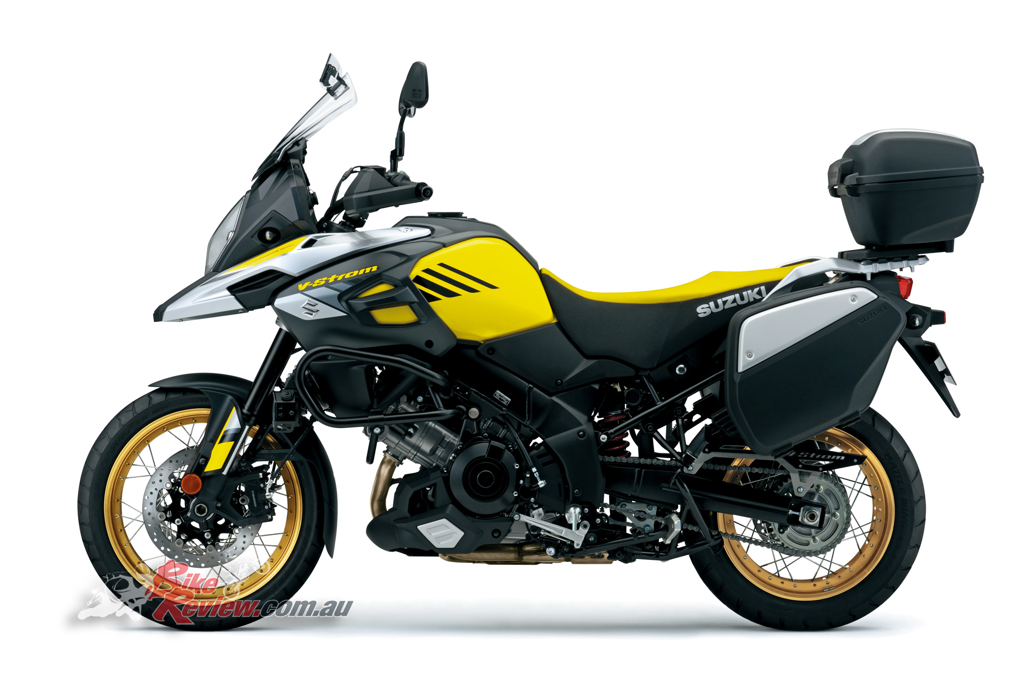 new suzuki v strom 1000 1000xt bike review. Black Bedroom Furniture Sets. Home Design Ideas
