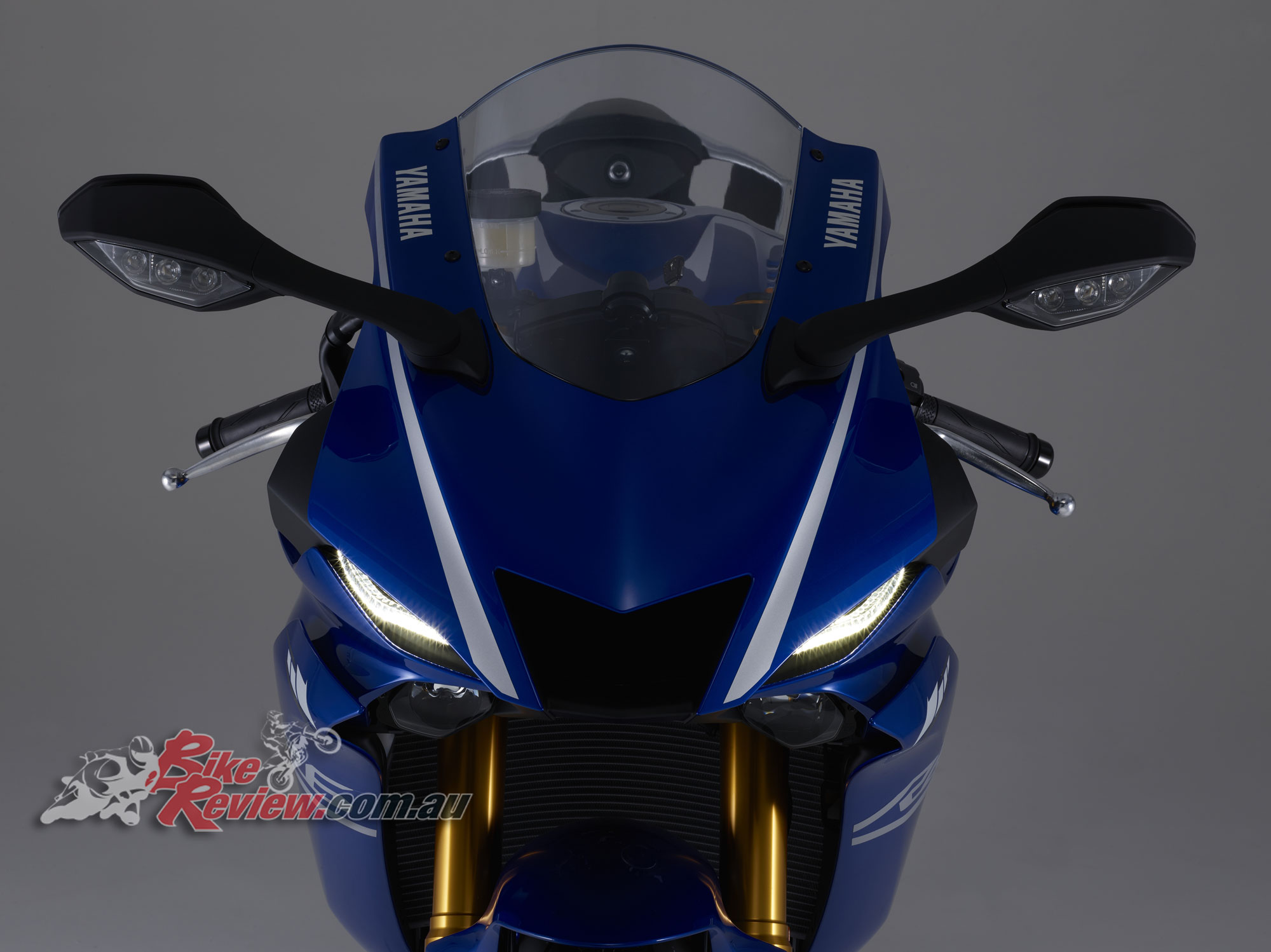 2017 Yamaha YZF R6 Restyled Nose Fairing