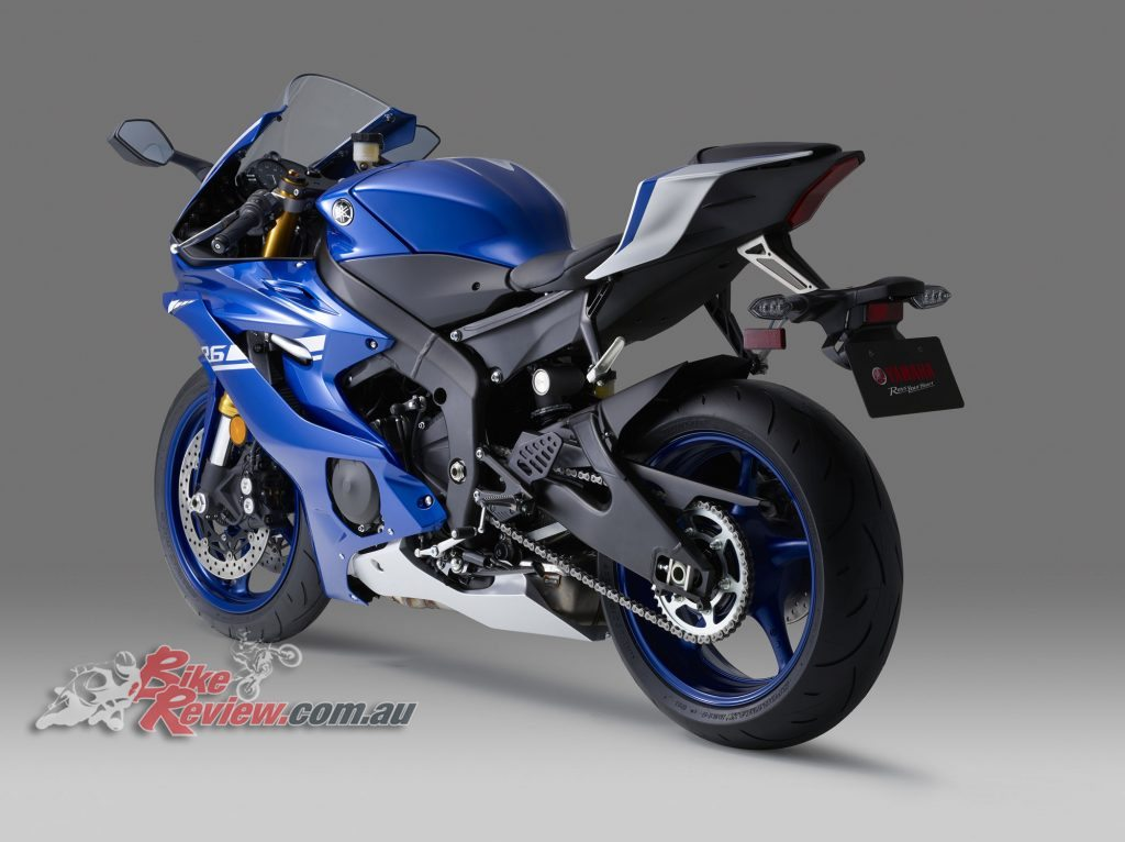 2017 yamaha yzf r6 updated bike review