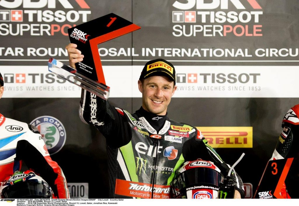 4. Jonathan Rea world champ