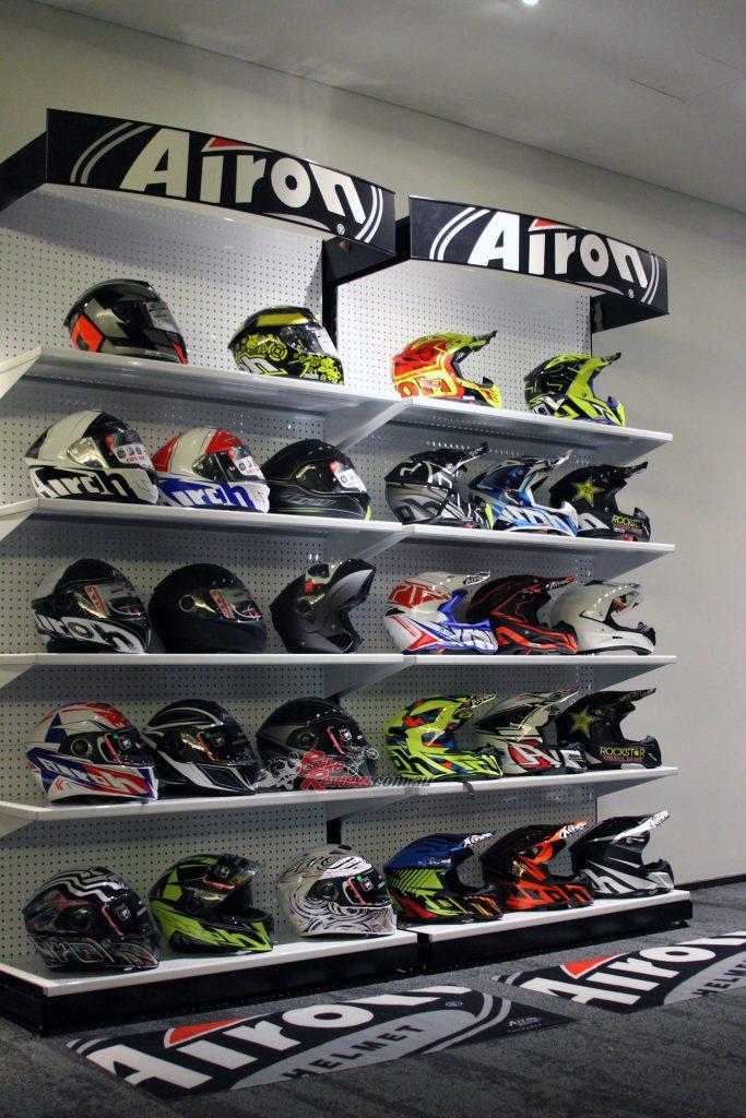 Airoh Helmet Launch, Moto National Accessories, Sydney