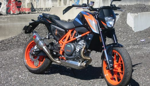 2016 KTM 690 Duke R Review