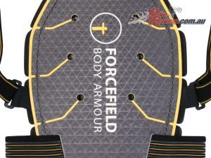 Forcefield Blade Back Protector