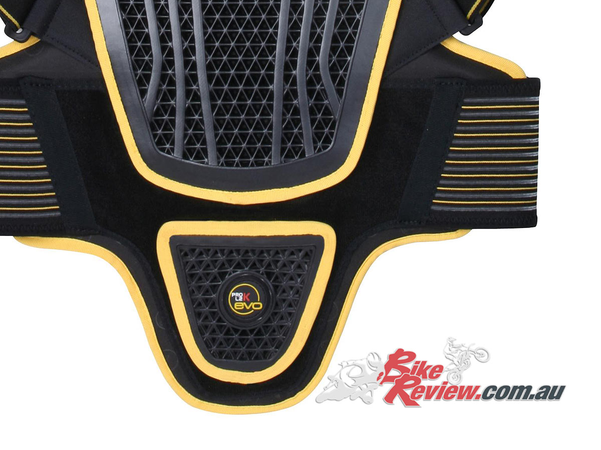 Forcefield Pro L2K Evo Back Protector