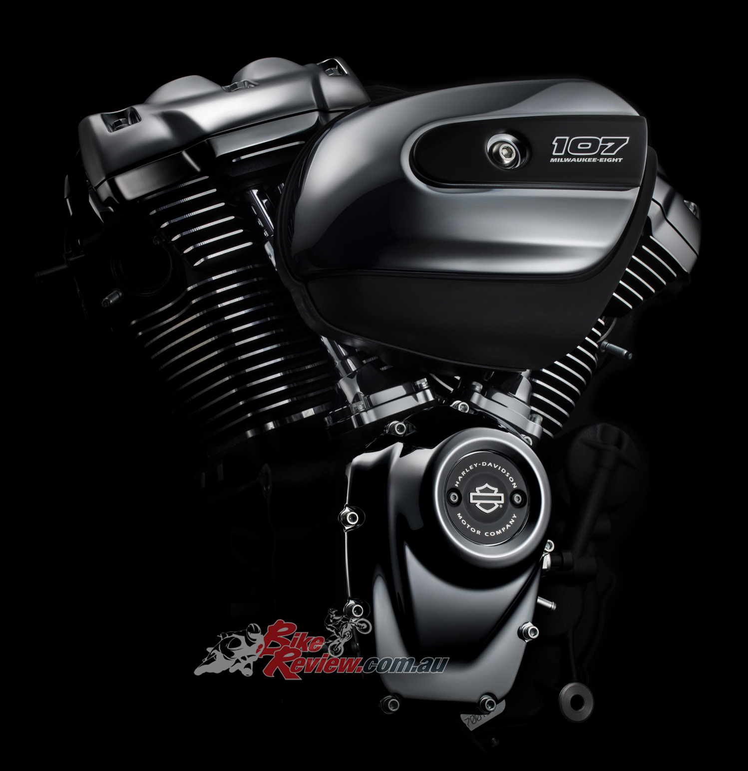 Preview 2017 Harley Davidson Milwaukee Eight Range Bike
