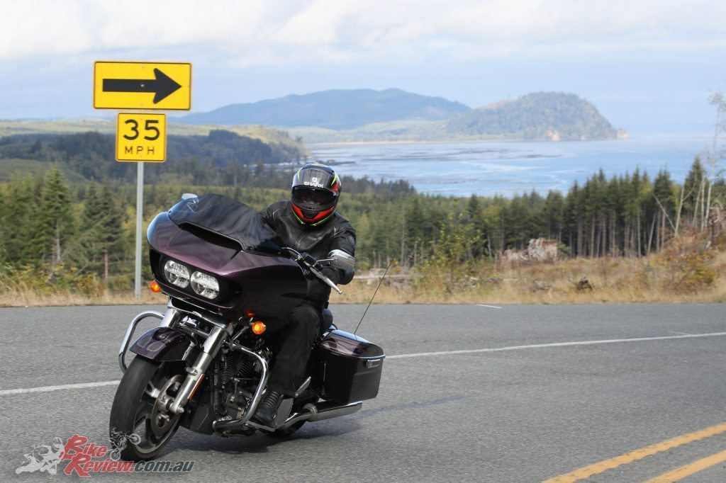 Pugs on the Harley-Davidson Road Glide Special