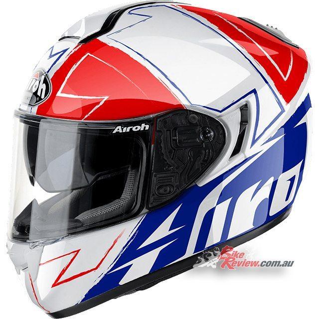 Airoh ST 701, Sport/Sport Touring helmet, Way Gloss
