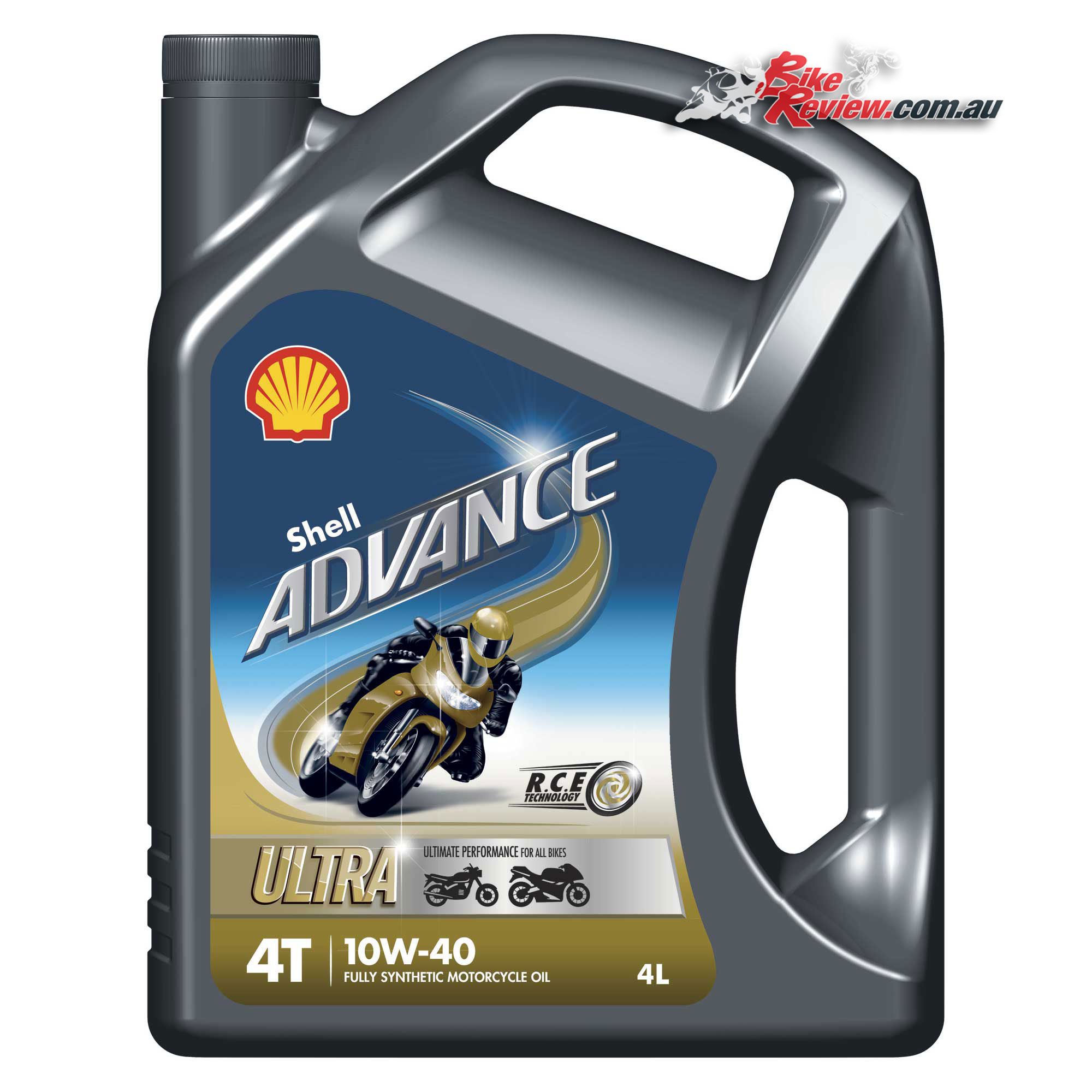 New Product: Shell Advance Ultra oil - Bike Review