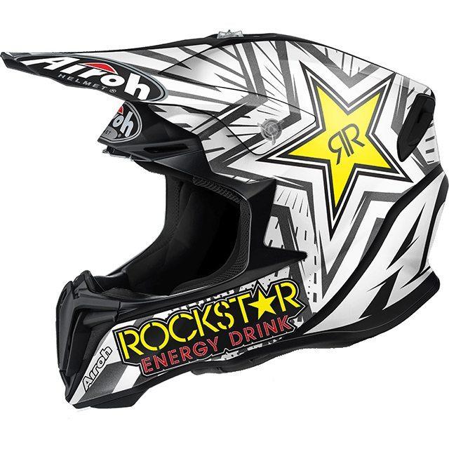 Airoh Twist, Rockstar Matt