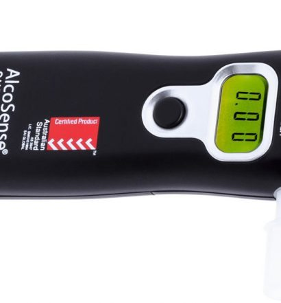 Alcosense Checkmate personal breathalyser