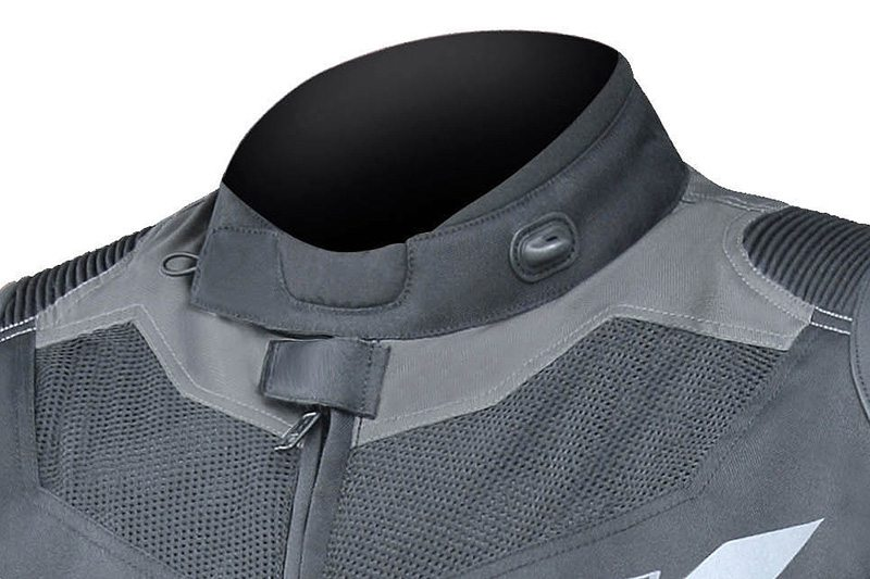 dririder nordic 3 air-flow black grey
