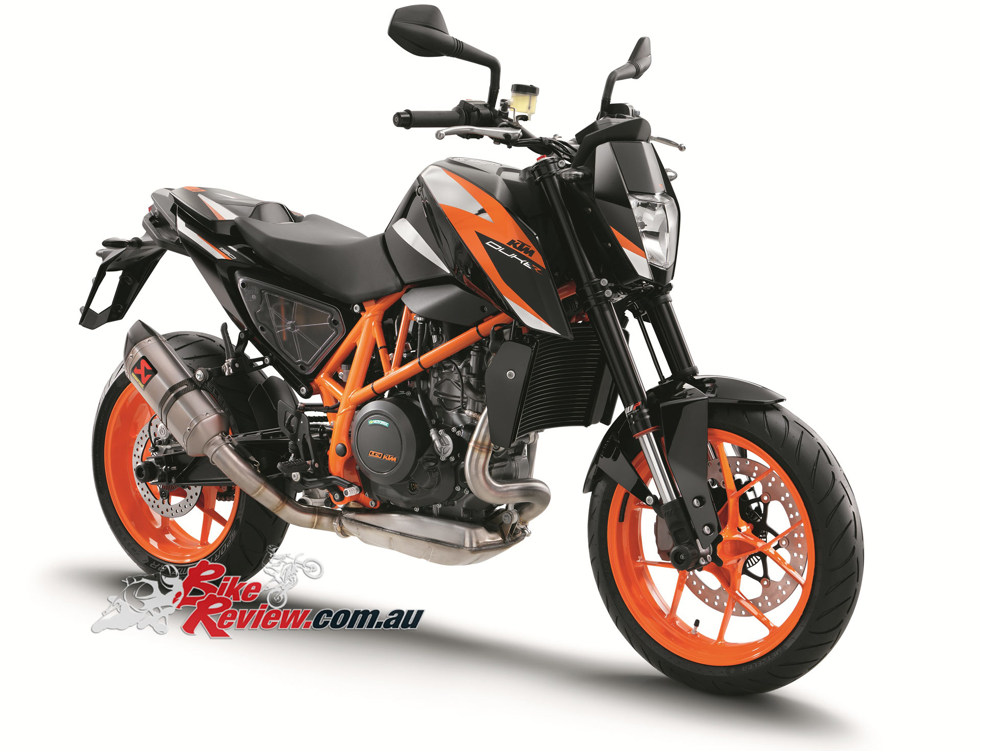 review 2016 ktm 690 duke r bike review. Black Bedroom Furniture Sets. Home Design Ideas