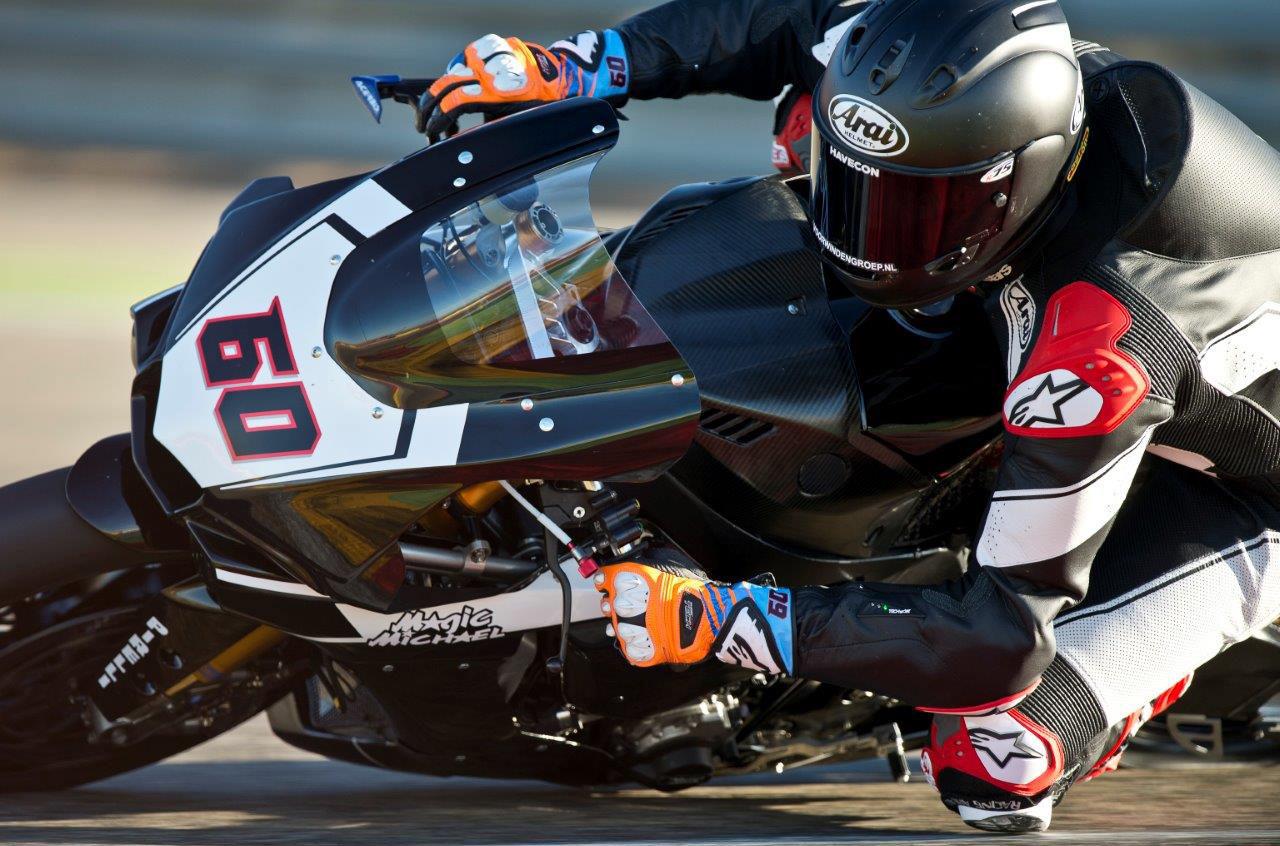 Michael van der Mark - 2016 Jerez Test - Beegee Images