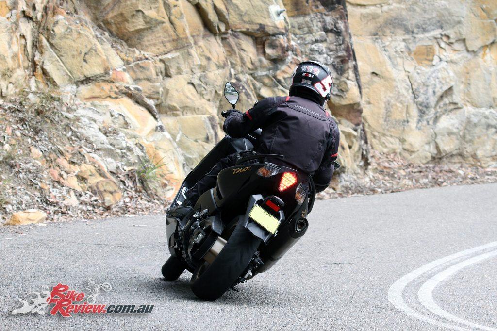 2016 Yamaha TMax 530, Iron Max