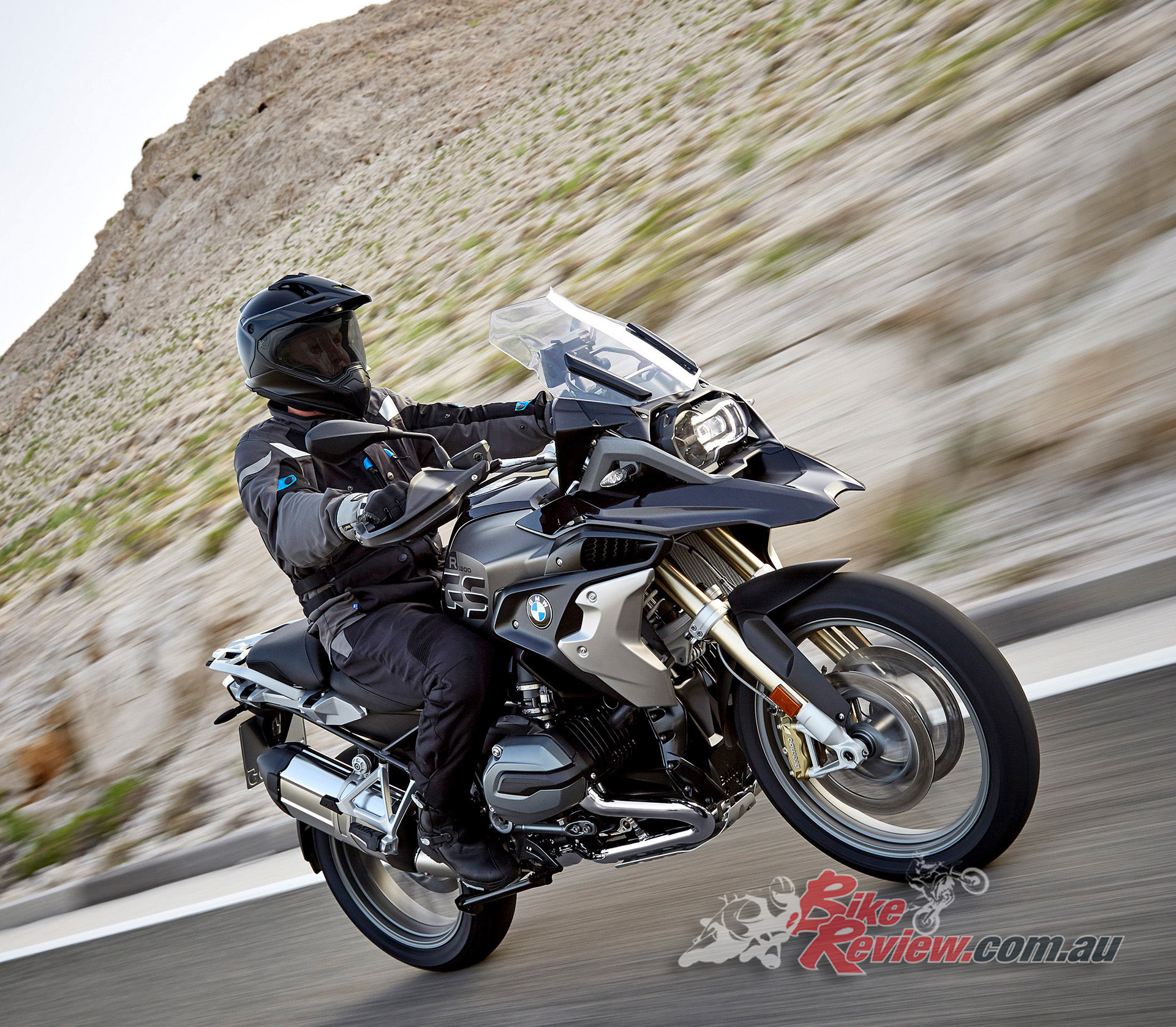 2017 BMW R 1200 GS unveiled at EICMA - Bike Review
