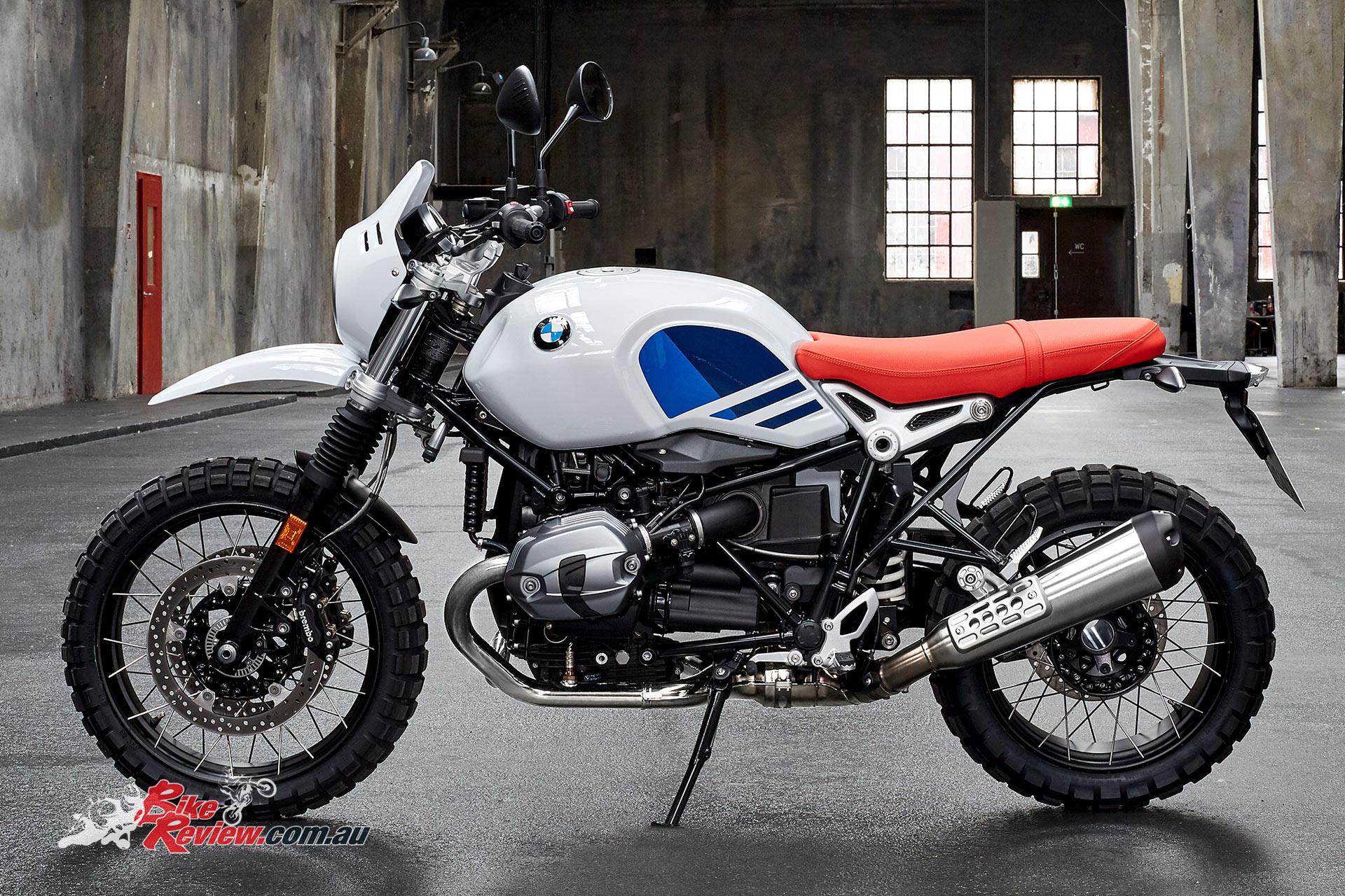 2017 BMW R nineT Urban GS