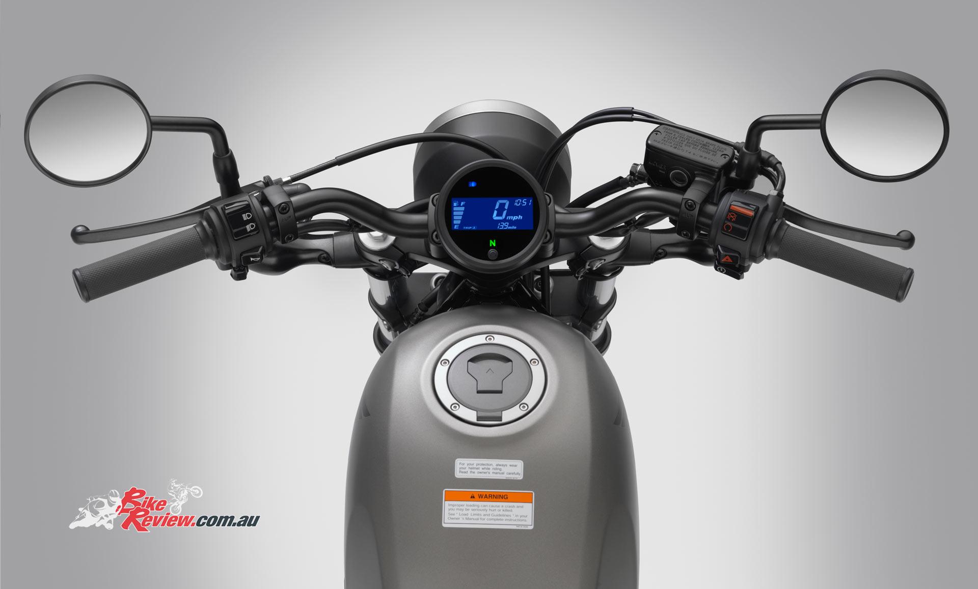 2016 Honda Rebel >> Honda's CMX500 Bobber coming in 2017 - Bike Review