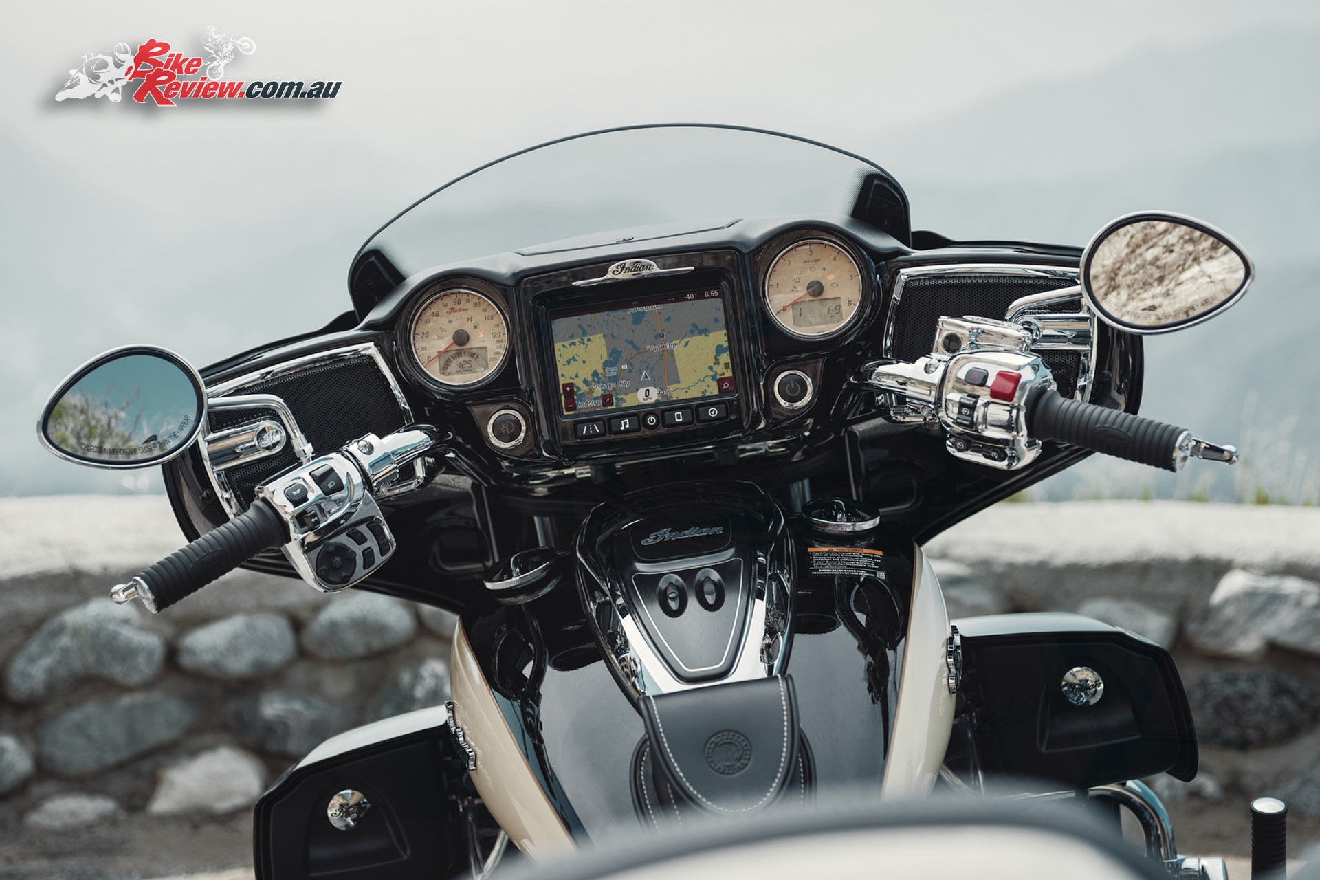 2017 Indian Roadmaster