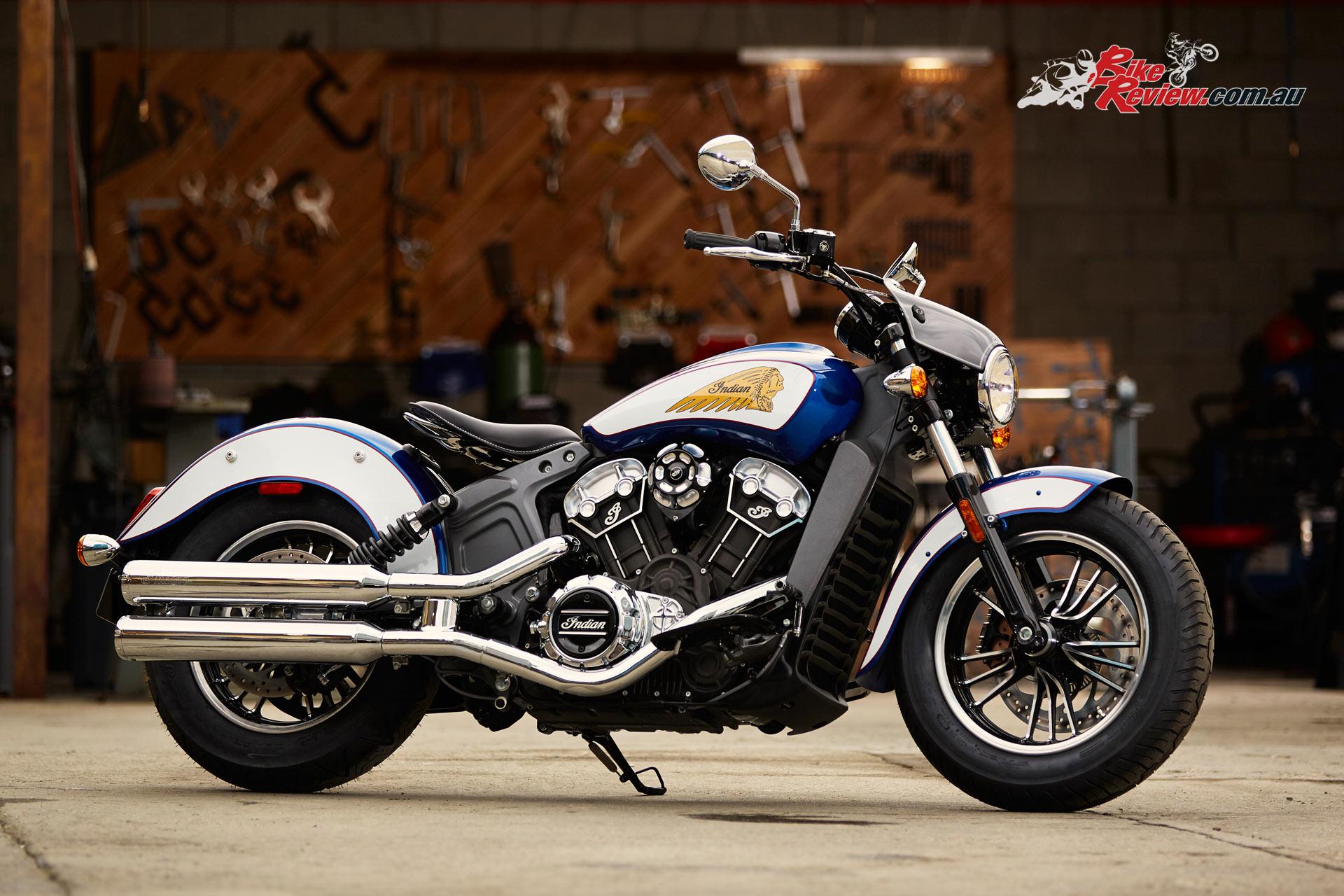 2017 indian motorcycle model range revealed bike review. Black Bedroom Furniture Sets. Home Design Ideas