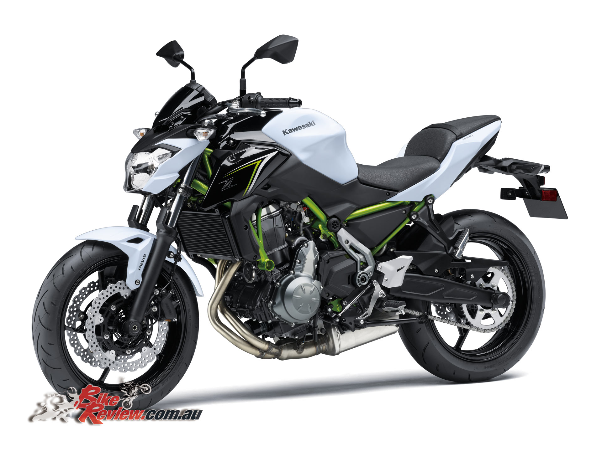 2017 kawasaki z650 revealed bike review. Black Bedroom Furniture Sets. Home Design Ideas