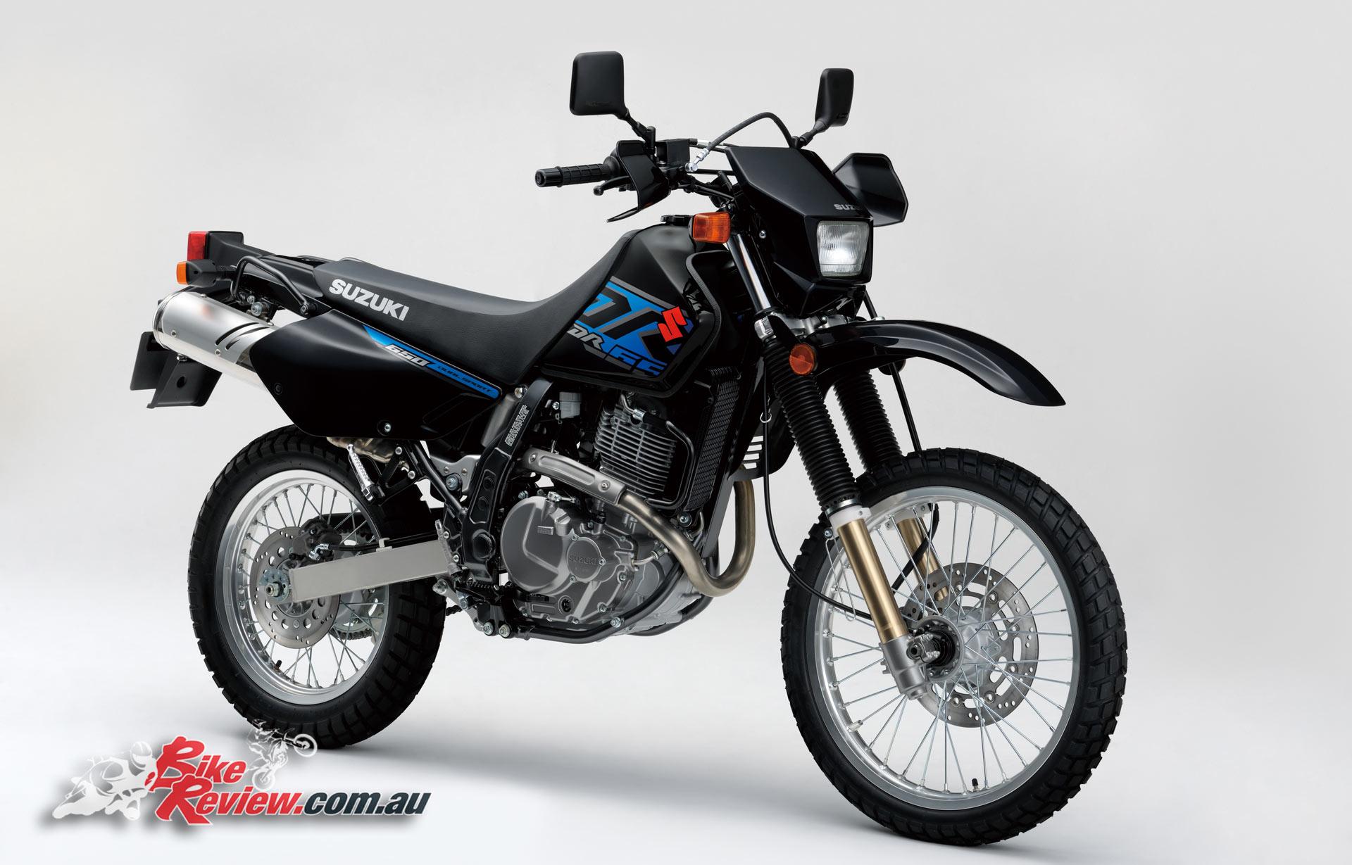 2017 Suzuki Dr650se On Sale Now Bike Review