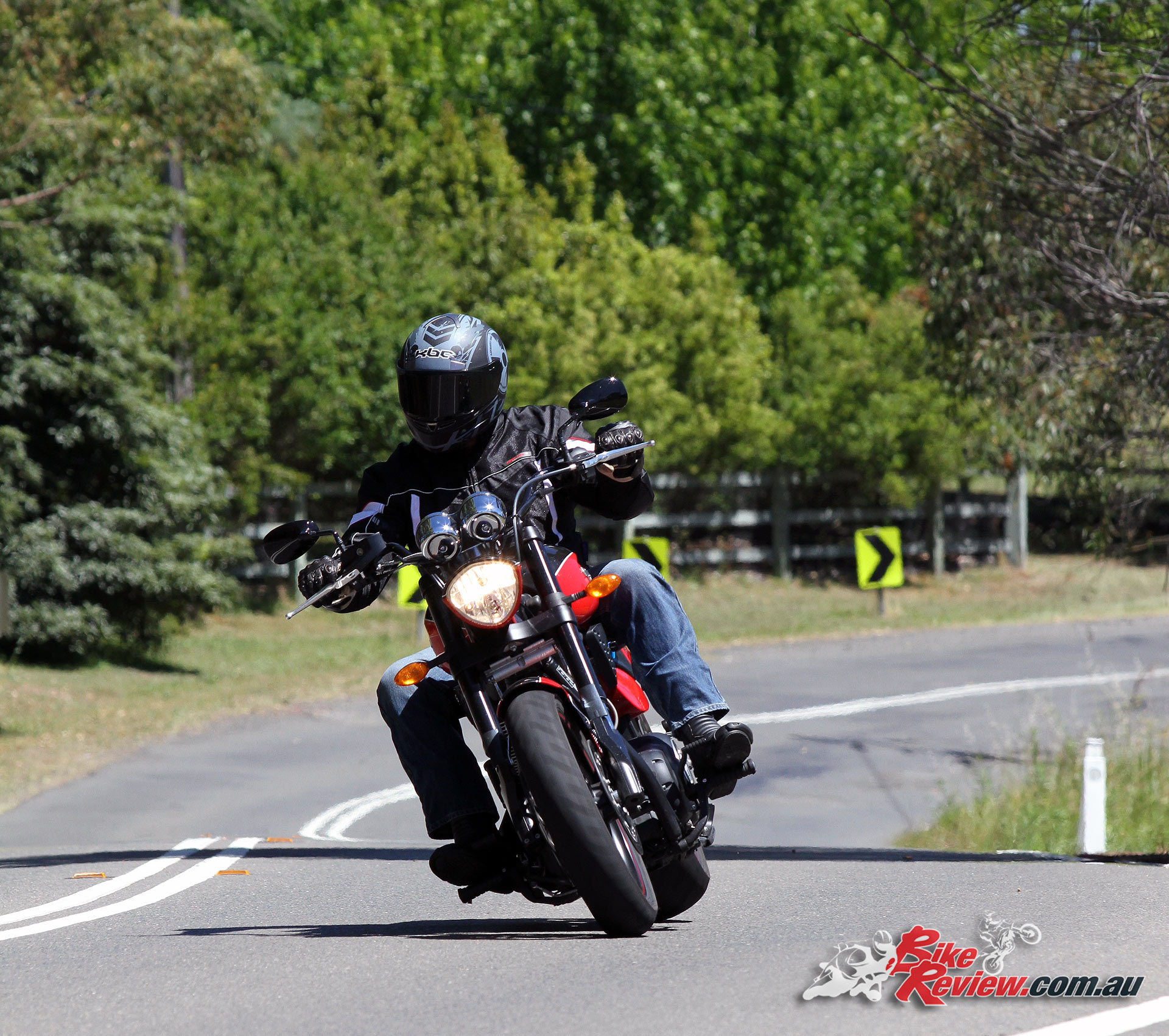 Review: 2016 Victory Hammer S - Bike Review