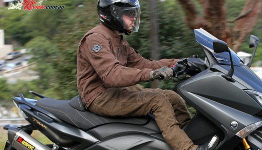 DriRider Scrambler Jacket Review