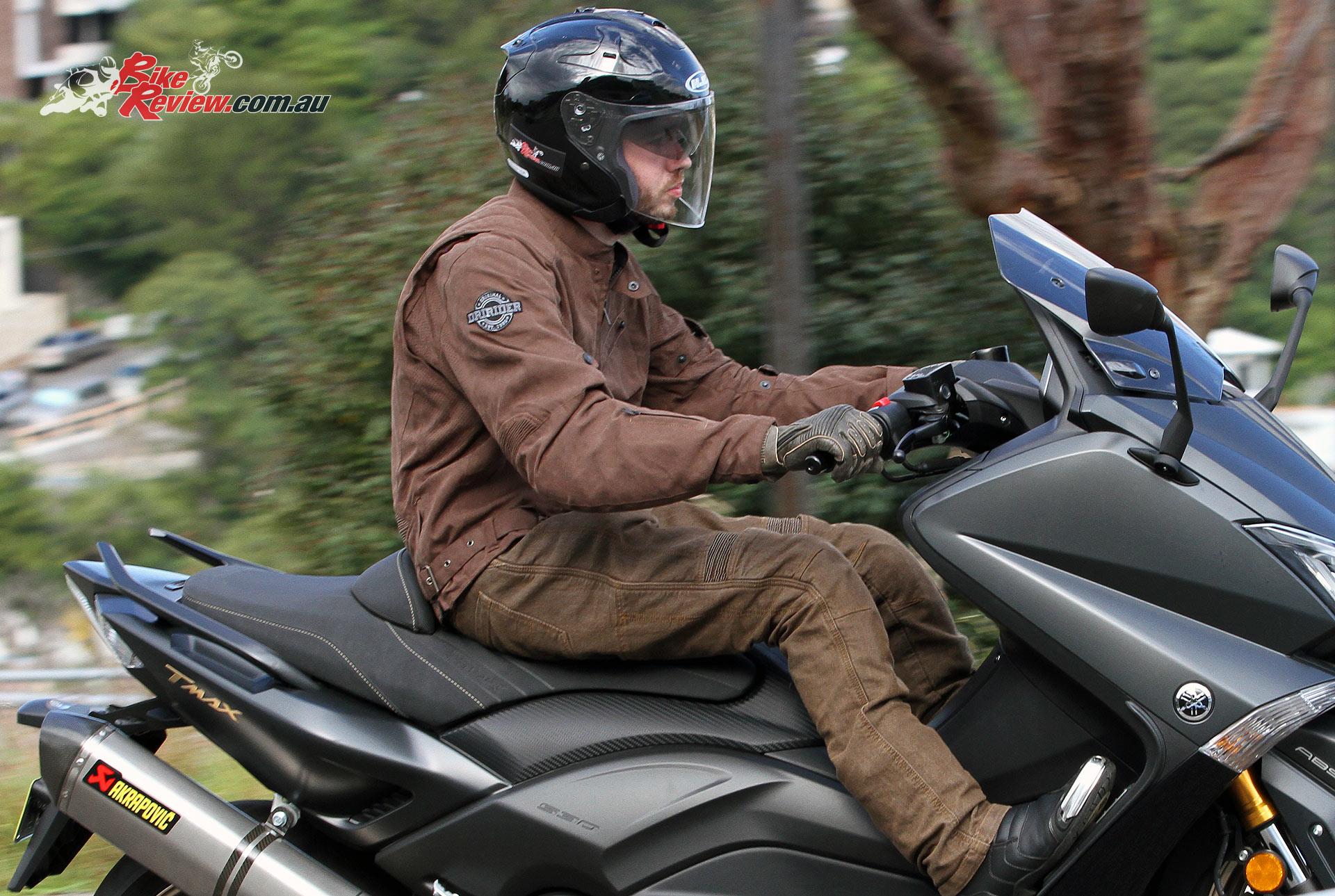 Gear Review Dririder Scrambler Jacket Bike Review